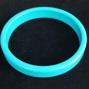 Vintage Turquoise Bangle Bracelet MINT